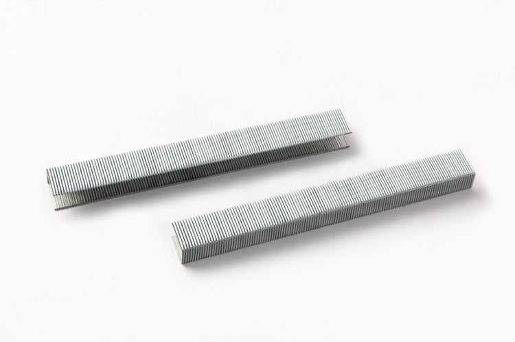Fine Wire Staples 22Ga Industrial Black Staple 7108 Galvanized Steel Furniture 71 Wood Staples Pins