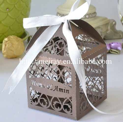 2016 Wedding Favors In The Philippines Laser Cut Favour