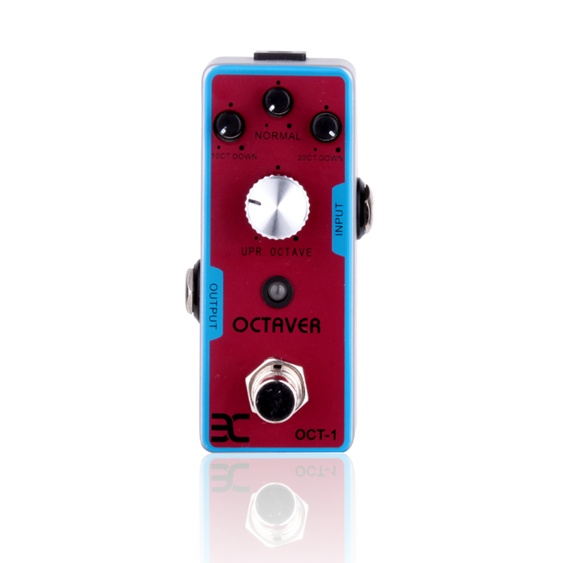 2017 NEW arrival custom guitar Guitar Use guitar effect pedal