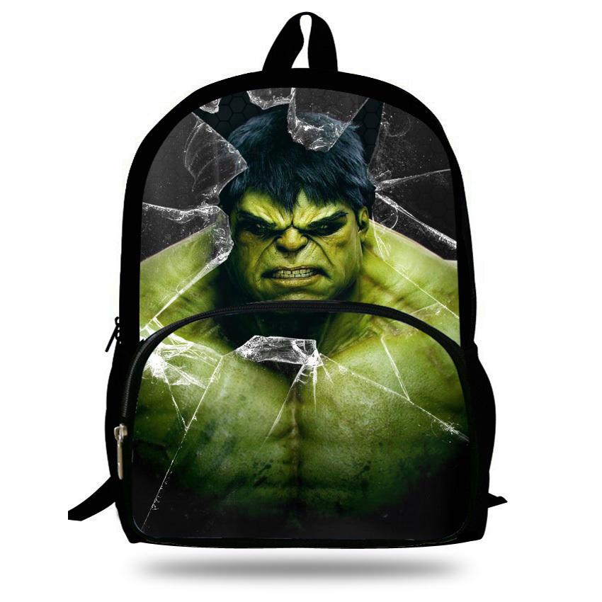 16151f78bd Buy 16-inch Primary School Backpack Boys Hulk School Bags For Kids Cartoon  Children Backpack Hulk Print Mochila Escolar in Cheap Price on m.alibaba.com