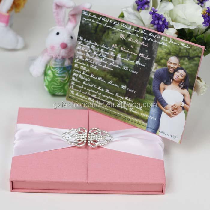 Silk Box Wedding Invitations Wholesale Silk Box Wedding