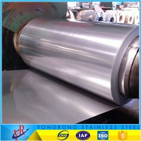 201 Cold Rolled Stainless Steel Precision Strip Coils