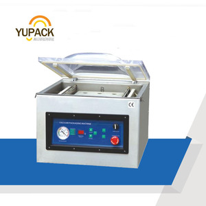Automatic table top portable food vacuum packing machine