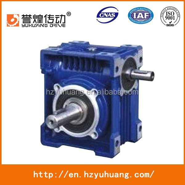 right angle gearbox worm gearbox nmrv30 gearbox ratio 30:1 agricultural machine good quality nice price