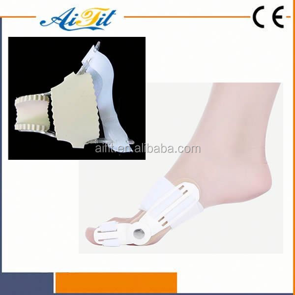 Splint toe orthotics silicone straighten toes for foot care