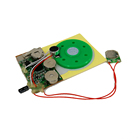 1-60s Pre-recorded Sound Push Bbutton Sound Chip For Card