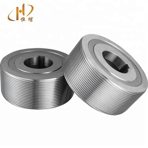 Cylindrical thread rolling dies for M10*1.5 ID54mm Thickness 90mm