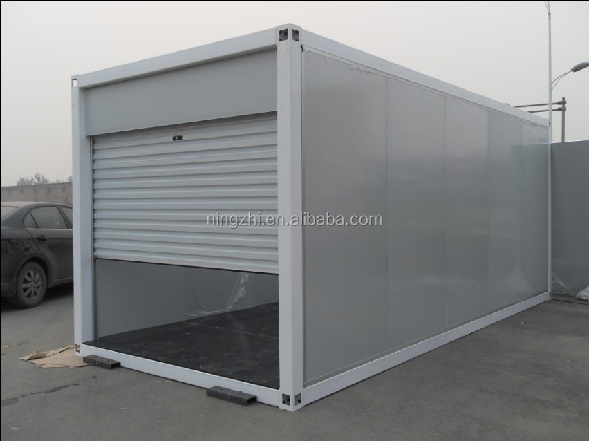 Prefabricated Cheap Morden Steel Garage Buy