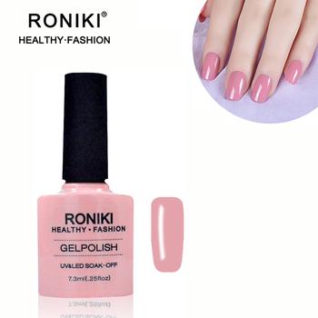 Roniki Beauty Nail Supplies Easy Soak Off Acrylic Uv Color Gel ...