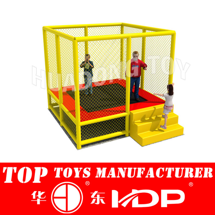 Safety Colorful Quality Control Play Centre Crane Sports Trampoline
