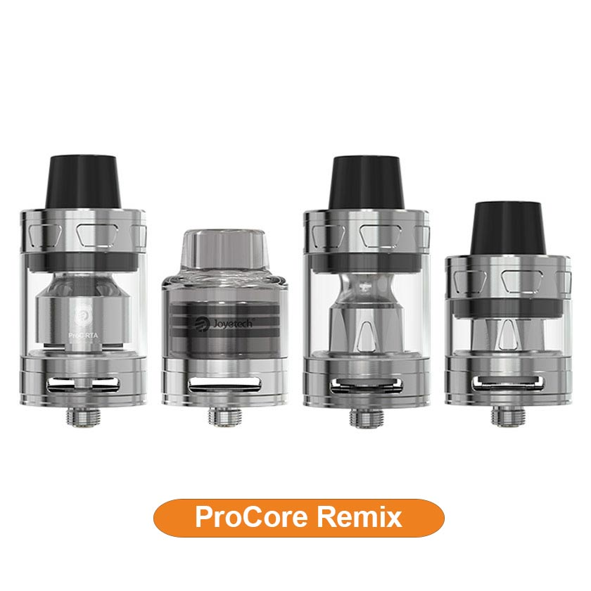 Healthcabin 2ml/4.5ml 0.4ohm 510 Thread ProCore Remix Atomizer Kit