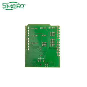 Smart Electronics With Mic29302bu And Dc Power Supply Input Port Power  Distribution Shield Board - Buy Shield Board,Power Supply Shield  Board,Power
