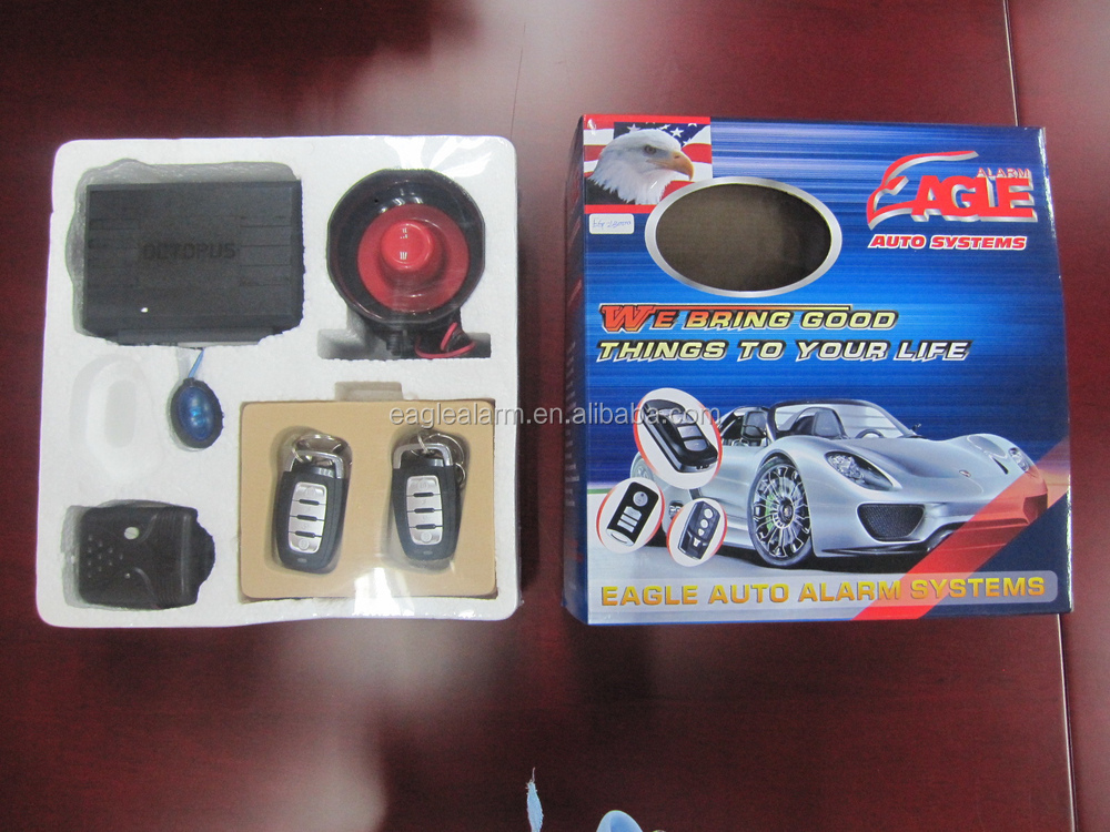 China One Way Beret Car Alarm System Manufacturer Popular In Mid ...