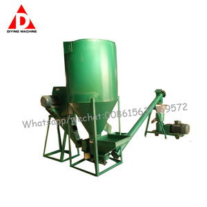 Motor Diesel Engine Farm Use Feed Pellet Production Line/Pelletizing Machine For Animals Feed /Poultry Feed Pellet Machine