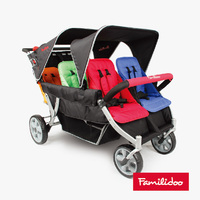 day care 6 Passengers Stroller