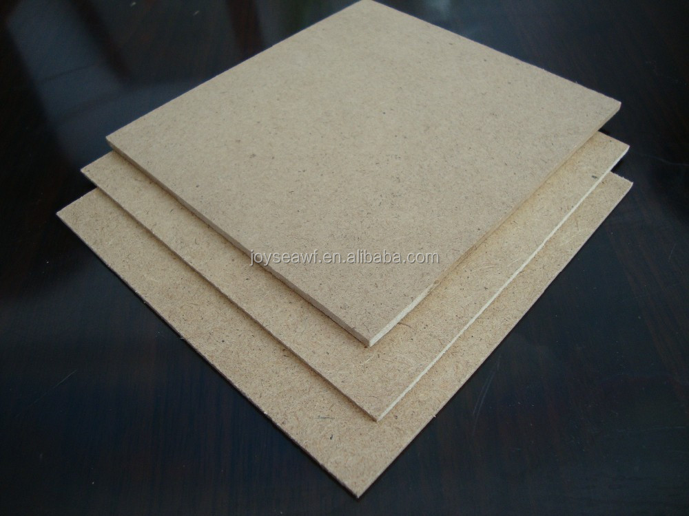 Top quality plain mdf board best offer