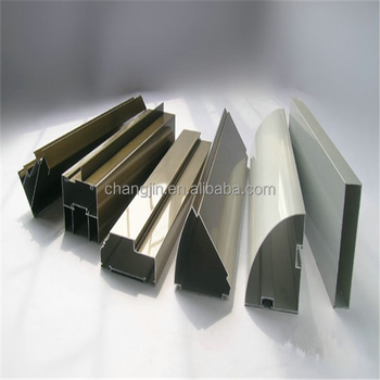 Supply Of High Quality Windows And Doors Coating Aluminium Profile 6061