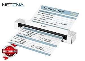Brother DSmobile 620 USB Sheetfed Scanner - By NETCNA