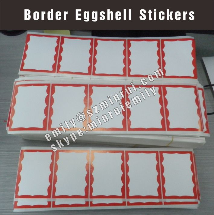 Custom Blanks Eggshell Vinyl Stickers Custom Designs Art Print - Graffiti custom vinyl stickers