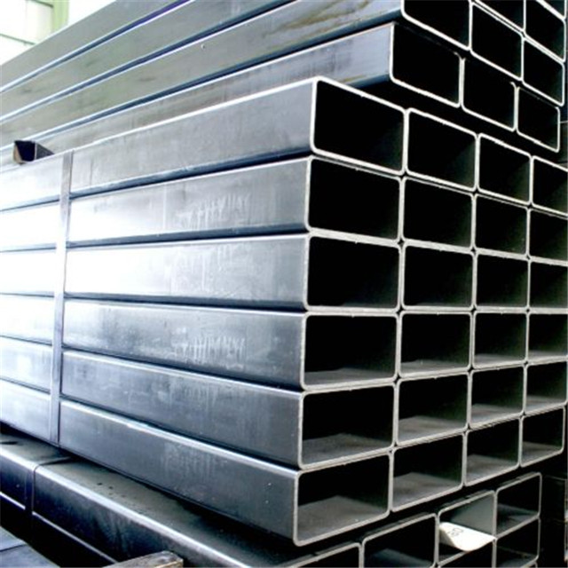 S235JR S235J0 S235J2 Welded Rectangular Steel Pipe
