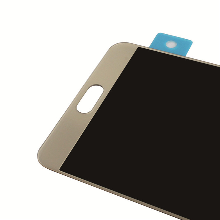 GRANDEVER Original OEM better quality  OLCD LCD touch screen for samsung galaxy note 5 touch LCD