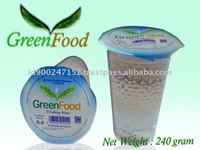 Water Green Food