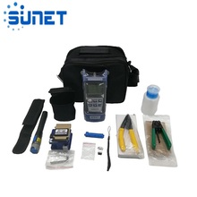 Factory Price 선로의 광케이블 화 Fiber Optic Assembly 해지 Tool Kit 대 한 설치 한 Fast Connector 및 Drop Cable