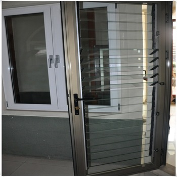 inexpensive aluminum glass louver door & inexpensive aluminum glass louver door View louver door APRO ...