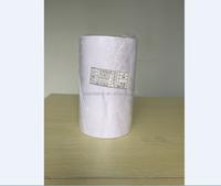 85Mic transparent PVC self adhesive paper