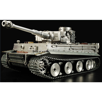 2017 New Toys Heng Long Tank 18 Scale 24G RC Full Metal