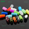 Silicone drip tips factory wholesale fashion 510 drip tips with individual package