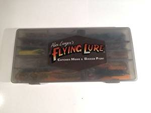 Alex Langers Flying Lure Catches More And Bigger Fish Vintage Bait