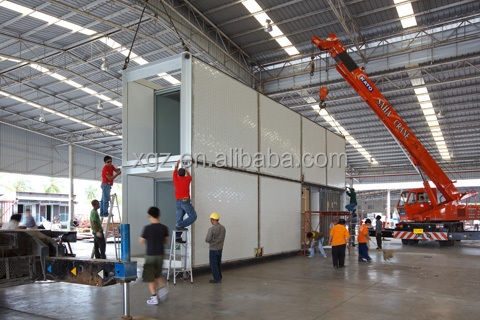 australia prefab used shipping container house