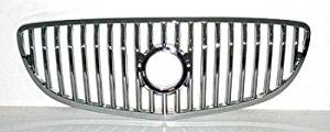 Chrome CAPA Grille Assembly for 08-09 Buick Allure, LaCrosse GM1200618