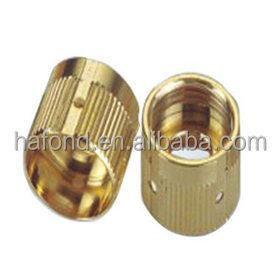 Shenzhen Factory Supply Custom Brass CNC machine turning milling parts with CE and TUV certificate