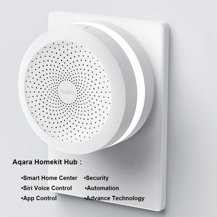 Orginal Xiaomi Zigbee Gateway Hub Intelligent Smart Home Automation System  - Buy Smart Home Gateway,Xiaomi Zigbee Gateway,Zigbee Intelligent Hub For