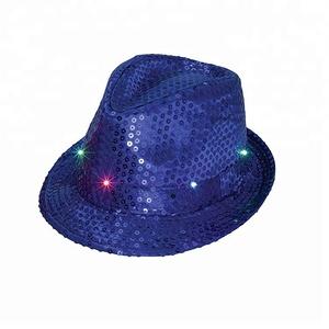 Led Fedora Hat Wholesale 98b644eba13f