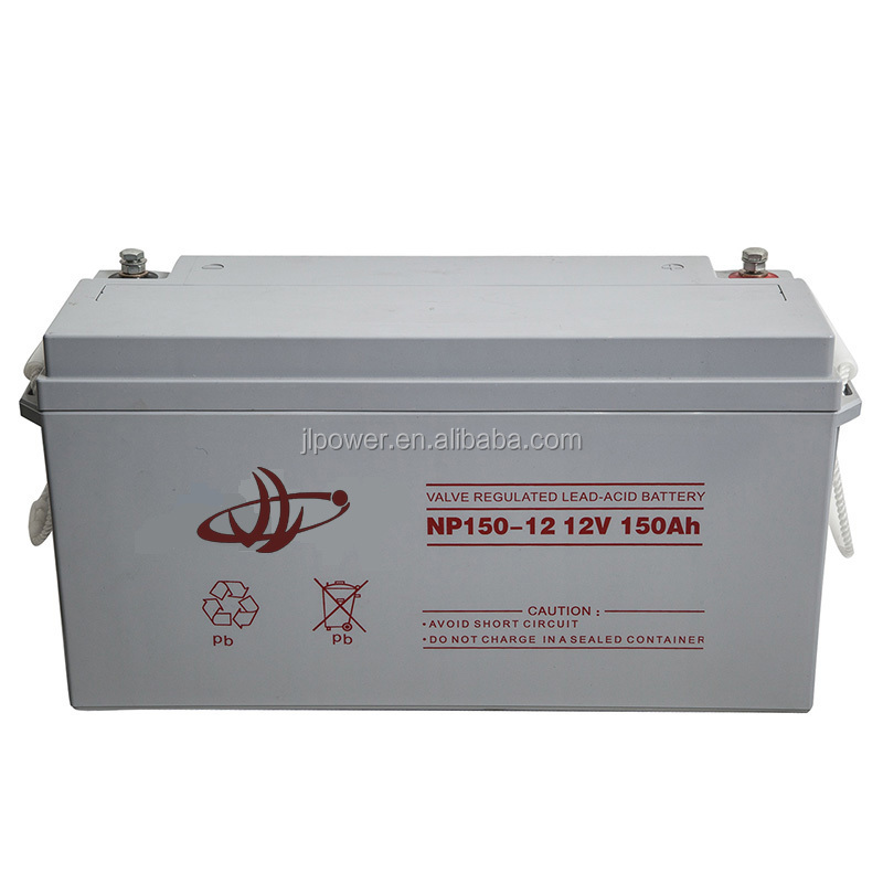 12V150AH Rechargeable AGM Lead Acid Battery, Vrla Battery
