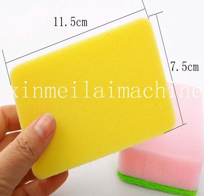 Household Cleaning Product No Need Detergent Compressed Magic Melamine Sponge