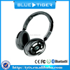 long hours V4.0 Bluetooth stereo headset with microphone