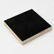 Black Film Faced Plywood Poplar Material WBP 18mm 13-Ply Boards 1220*2440 Concrete Formwork Plywood
