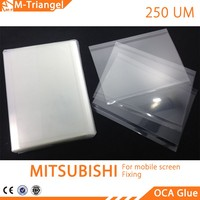 Wholsale Brand New Original Damaged Smart Phone LCD Repairing Tools OCA Optical Clear Glue Film Adhesive Sticker For Laminating