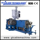 Cable wire extrusion production line