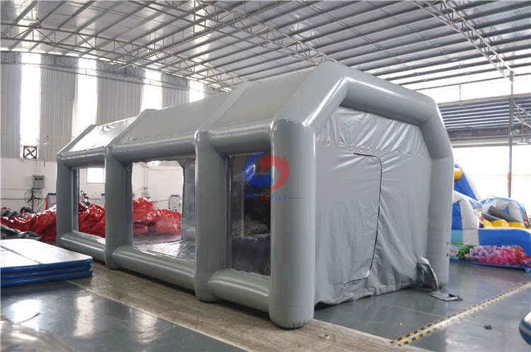 Gutefun 8m Airtight Inflatable Paint Spray Booth,Portable Inflatable Spray  Booth Custom Tent - Buy Inflatable Spray Booth Custom Tent,Inflatable Paint  Spray Booth,Inflatable Portable Paint Booth Product on Alibaba.com
