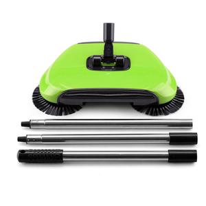 Hand Push Cordless Spin Clyclonic Broom