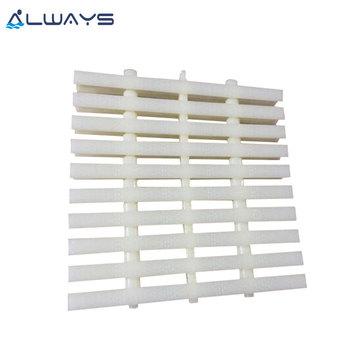 Reinforced Plastic Walkway Grating Gutter Grating Panel