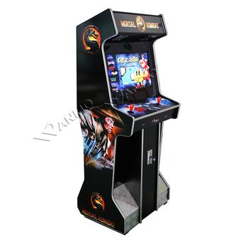 Cion Pusher Terminator Salvation Arcade Machine Diy Upright Arcade Game Cabinet With Pamdora Box 4s 815 Games View Upright Arcade Game Wanmo