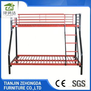 Metal Bunk Bed For 3 People Wholesale Bunk Bed Suppliers Alibaba