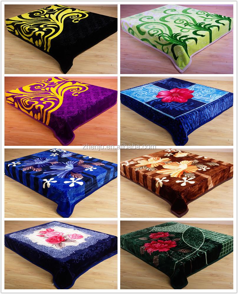 Winter Blankets For Bed,warm Super King Size Thick Blanket,mora Blanket