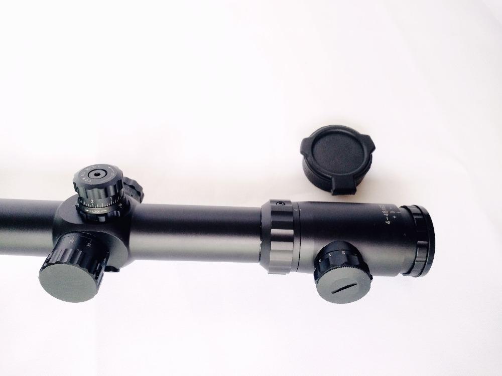 Zielfernrohr Mit Entfernungsmesser : Mil dot glas geätzt 4 48x65 zielfernrohr 35mm rohr ir militär